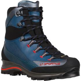 La Sportiva Trango TRK Leather GTX Zapatillas Hombre, azul/negro
